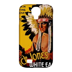 White Eagle Samsung Galaxy S4 Classic Hardshell Case (pc+silicone) by Valentinaart