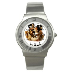 Carmen Stainless Steel Watch by Valentinaart