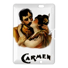 Carmen Kindle Fire Hdx 8 9  Hardshell Case by Valentinaart