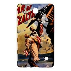 The War Of Wealth Samsung Galaxy Tab 4 (7 ) Hardshell Case  by Valentinaart