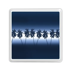 Tropical Sunset Memory Card Reader (square)  by Valentinaart