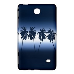 Tropical Sunset Samsung Galaxy Tab 4 (7 ) Hardshell Case  by Valentinaart