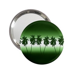Tropical Sunset 2 25  Handbag Mirrors