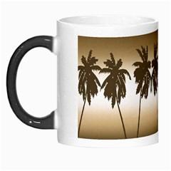 Tropical Sunset Morph Mugs by Valentinaart