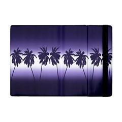 Tropical Sunset Apple Ipad Mini Flip Case by Valentinaart