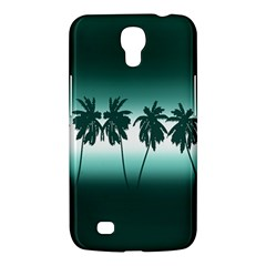 Tropical Sunset Samsung Galaxy Mega 6 3  I9200 Hardshell Case by Valentinaart