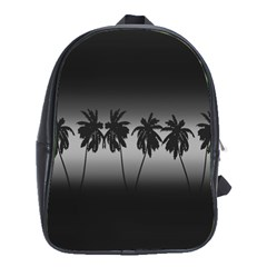 Tropical Sunset School Bags (xl)  by Valentinaart