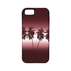 Tropical Sunset Apple Iphone 5 Classic Hardshell Case (pc+silicone) by Valentinaart
