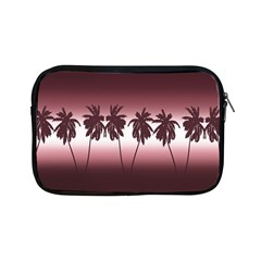 Tropical Sunset Apple Ipad Mini Zipper Cases by Valentinaart