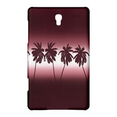 Tropical Sunset Samsung Galaxy Tab S (8 4 ) Hardshell Case  by Valentinaart