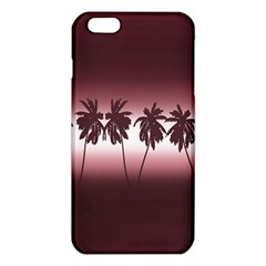 Tropical Sunset Iphone 6 Plus/6s Plus Tpu Case by Valentinaart