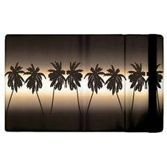 Tropical Sunset Apple Ipad 3/4 Flip Case by Valentinaart