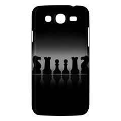 Chess Pieces Samsung Galaxy Mega 5 8 I9152 Hardshell Case  by Valentinaart