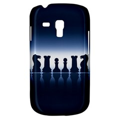 Chess Pieces Galaxy S3 Mini by Valentinaart