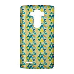 Colorful Triangle Pattern Lg G4 Hardshell Case by berwies