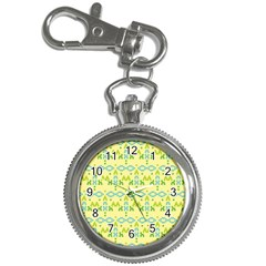 Simple Tribal Pattern Key Chain Watches by berwies