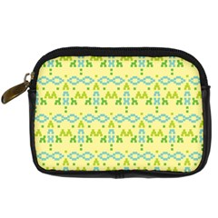 Simple Tribal Pattern Digital Camera Cases by berwies