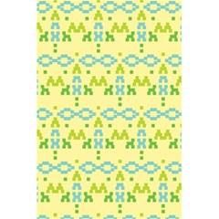 Simple Tribal Pattern 5 5  X 8 5  Notebooks by berwies