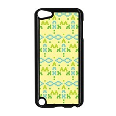 Simple Tribal Pattern Apple Ipod Touch 5 Case (black) by berwies