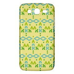 Simple Tribal Pattern Samsung Galaxy Mega 5 8 I9152 Hardshell Case  by berwies