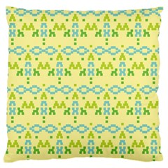Simple Tribal Pattern Standard Flano Cushion Case (two Sides) by berwies
