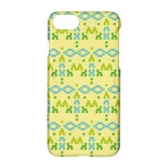 Simple Tribal Pattern Apple Iphone 7 Hardshell Case by berwies