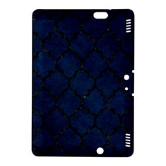 Tile1 Black Marble & Blue Grunge (r) Kindle Fire Hdx 8 9  Hardshell Case by trendistuff