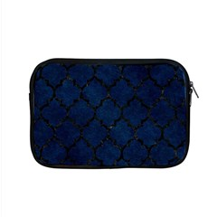 Tile1 Black Marble & Blue Grunge (r) Apple Macbook Pro 15  Zipper Case by trendistuff