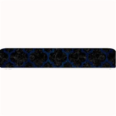 Tile1 Black Marble & Blue Grunge Small Bar Mat by trendistuff