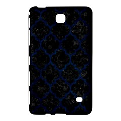 Tile1 Black Marble & Blue Grunge Samsung Galaxy Tab 4 (7 ) Hardshell Case  by trendistuff