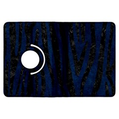 Skin4 Black Marble & Blue Grunge Kindle Fire Hdx Flip 360 Case by trendistuff