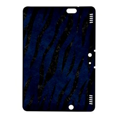 Skin3 Black Marble & Blue Grunge (r) Kindle Fire Hdx 8 9  Hardshell Case by trendistuff