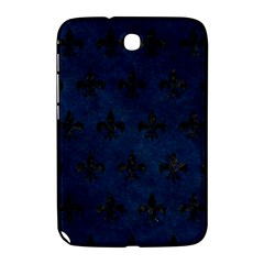 Royal1 Black Marble & Blue Grunge Samsung Galaxy Note 8 0 N5100 Hardshell Case  by trendistuff