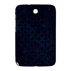 Circles3 Black Marble & Blue Grunge Samsung Galaxy Note 8 0 N5100 Hardshell Case  by trendistuff