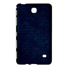 Brick1 Black Marble & Blue Grunge (r) Samsung Galaxy Tab 4 (7 ) Hardshell Case  by trendistuff