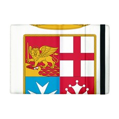 Coat Of Arms Of The Italian Navy  Apple Ipad Mini Flip Case by abbeyz71