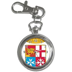 Coat Of Arms Of The Italian Navy Key Chain Watches by abbeyz71