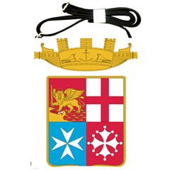 Coat Of Arms Of The Italian Navy Shoulder Sling Bags by abbeyz71