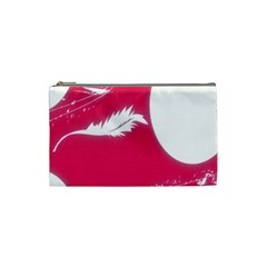 Hintergrund Tapete Texture Cosmetic Bag (small)  by Nexatart