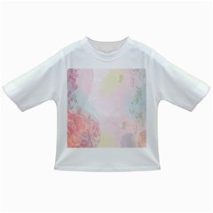 Watercolor Floral Infant/toddler T Shirts