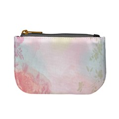 Watercolor Floral Mini Coin Purses by Nexatart