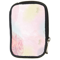 Watercolor Floral Compact Camera Cases by Nexatart