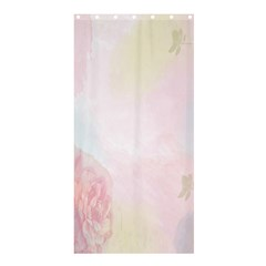 Watercolor Floral Shower Curtain 36  X 72  (stall)  by Nexatart
