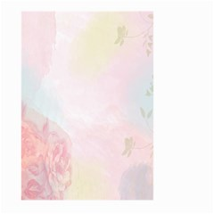 Watercolor Floral Large Garden Flag (two Sides)
