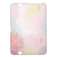 Watercolor Floral Kindle Fire Hd 8 9  by Nexatart