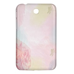 Watercolor Floral Samsung Galaxy Tab 3 (7 ) P3200 Hardshell Case  by Nexatart