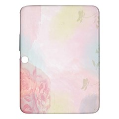 Watercolor Floral Samsung Galaxy Tab 3 (10 1 ) P5200 Hardshell Case