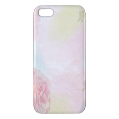 Watercolor Floral Iphone 5s/ Se Premium Hardshell Case by Nexatart
