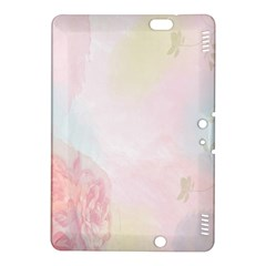 Watercolor Floral Kindle Fire Hdx 8 9  Hardshell Case by Nexatart