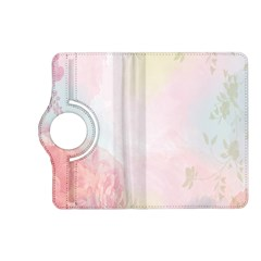 Watercolor Floral Kindle Fire Hd (2013) Flip 360 Case by Nexatart